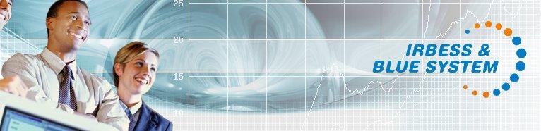 IRBESS & BLUE System, s.r.o. | Reality | Webdesign